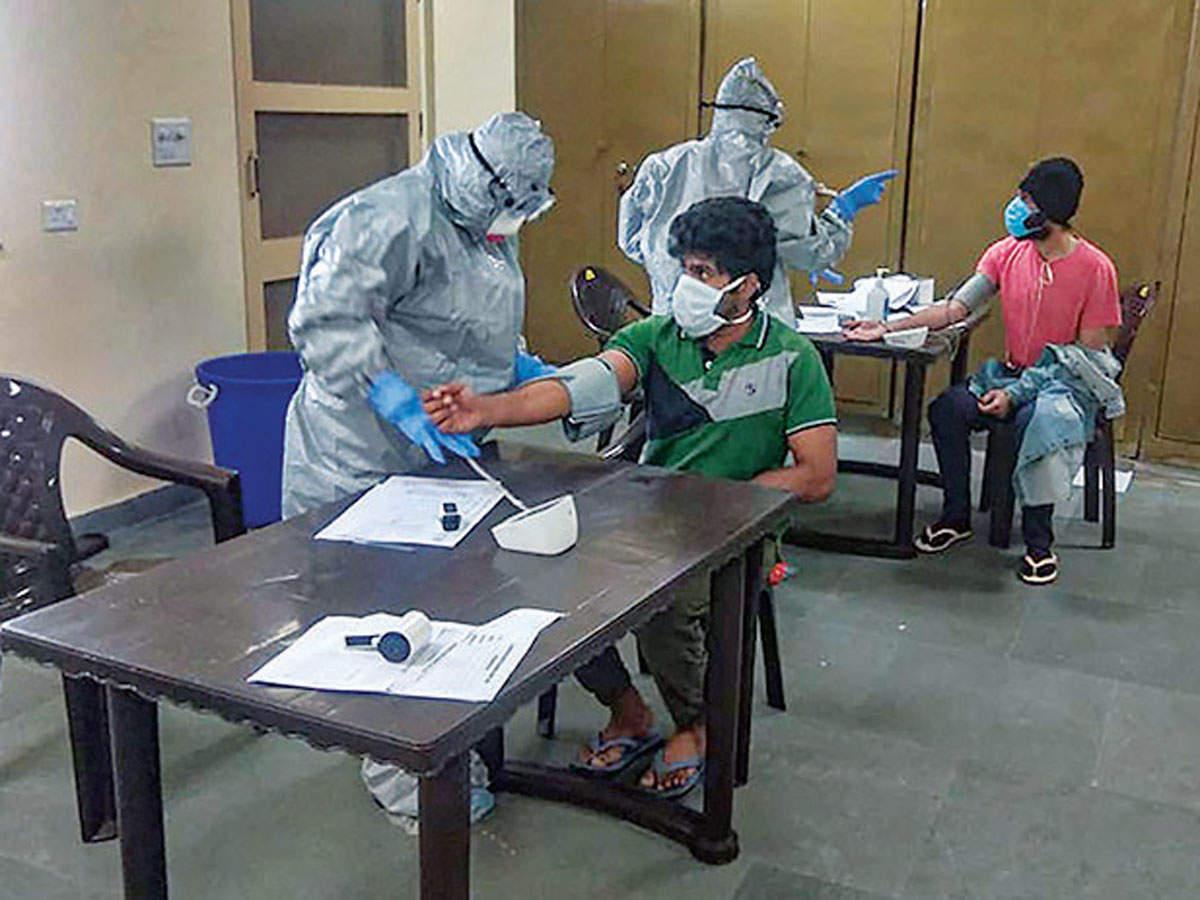 DM ها به دو برابر تعداد مراکز آزمایش Covid در مناطق مربوطه خود در دهلی هدایت شدند