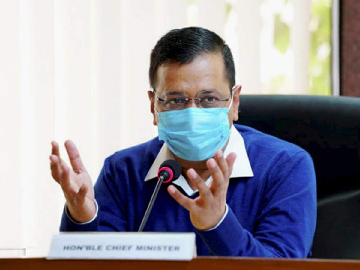 دولت دهلی به دلیل عدم استفاده از ماسک ، افزایش جریمه برای بیماران Covid-19 افزایش می یابد: آرویند کجریوال