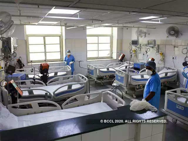 42 بیمارستان خصوصی برای ذخیره 80 رایانه از کل تخت های ICU خود برای بیماران Covid-19: دستور دولت دهلی