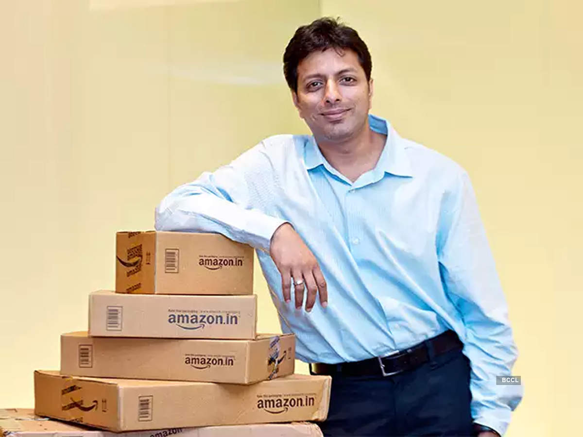 Indian talent today touches almost every part of Amazon's global offerings: Amit Agarwal