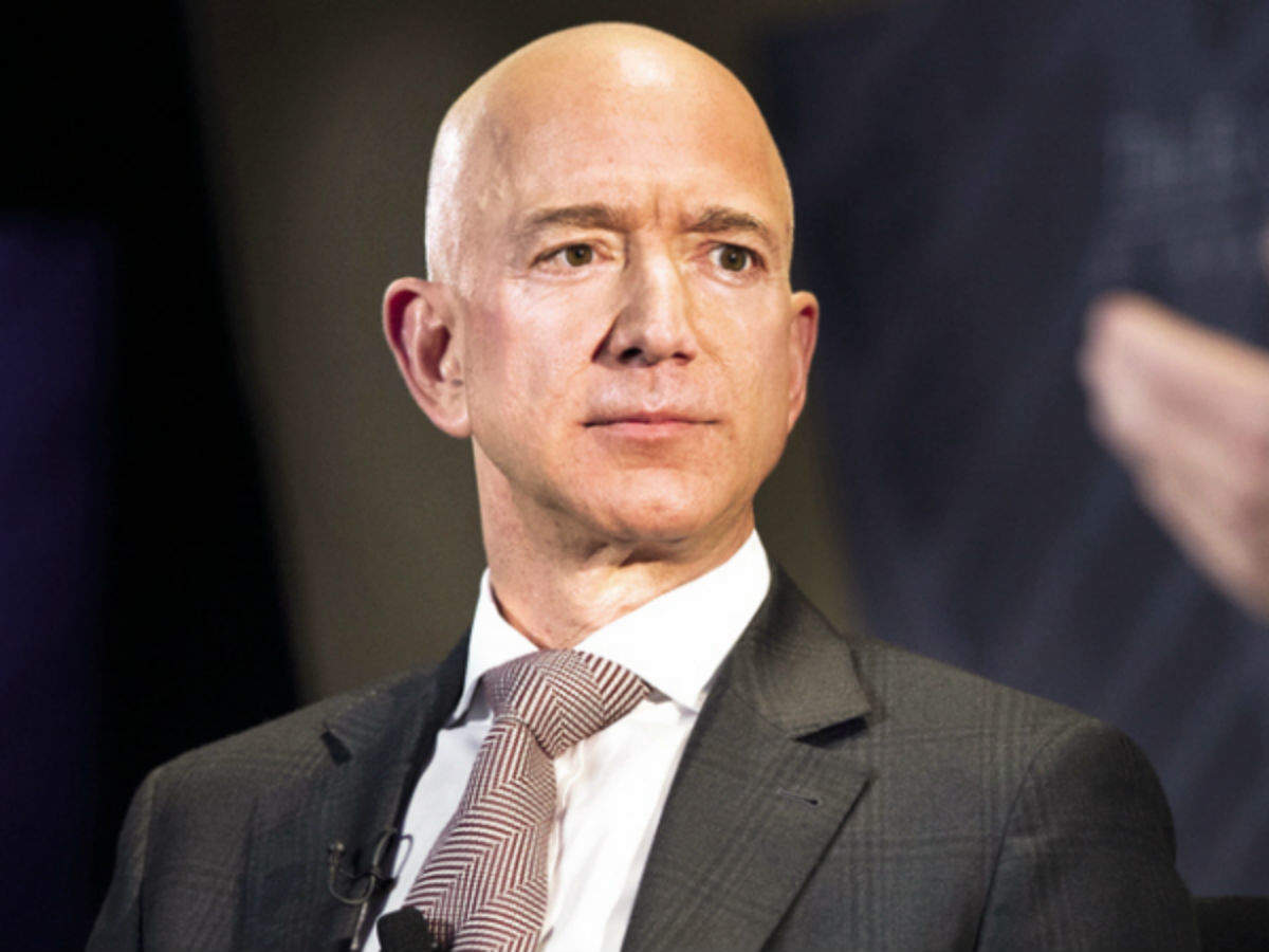 The joy of giving: Jeff Bezos gives $684 mn of Amazon stock to nonprofits