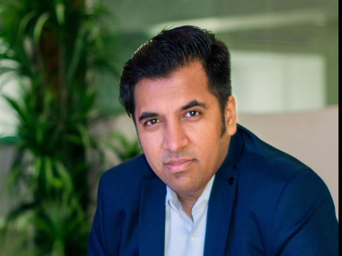 Amit Tripathi, founder and managing director, IdeateLabs.