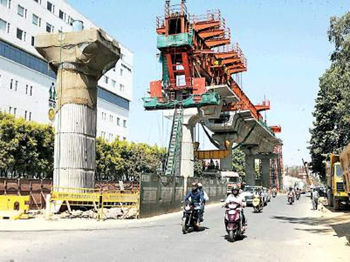 Land hurdles between Byappanahalli, KR Puram delay Bengaluru Metro – ET RealEstate