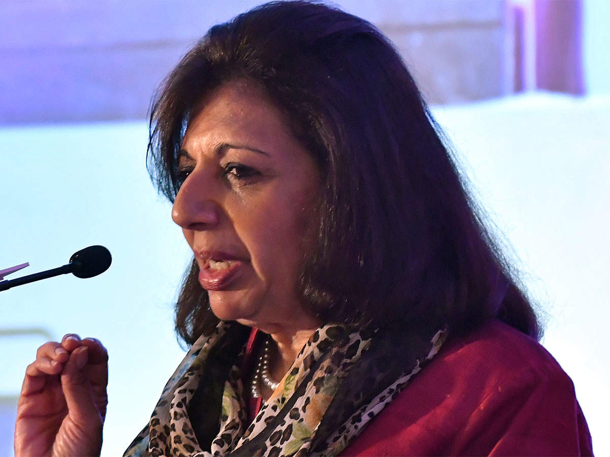 Oxford vaccine: Kiran Mazumdar-Shaw seeks quick regulatory processing after UK nod