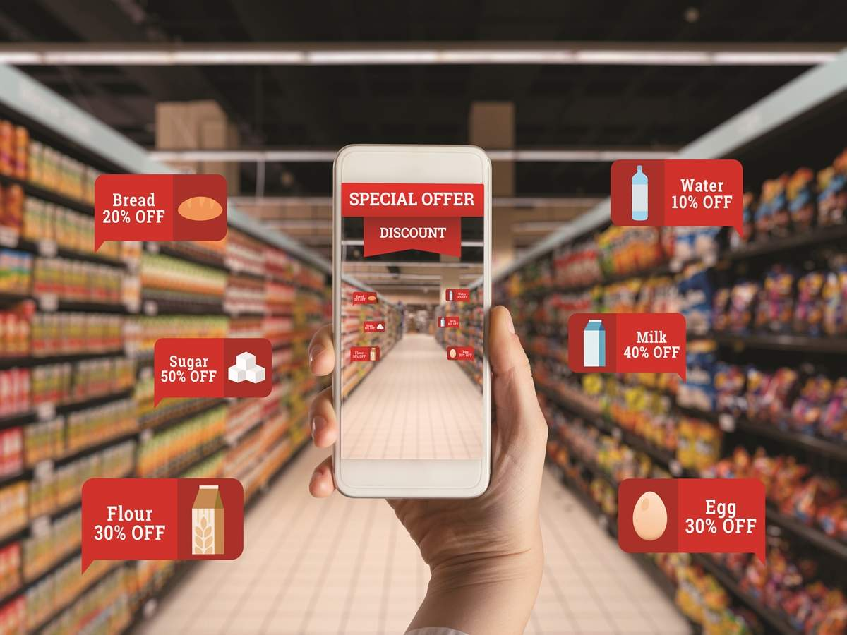 The Reset: How technology will reshape grocery retail.
