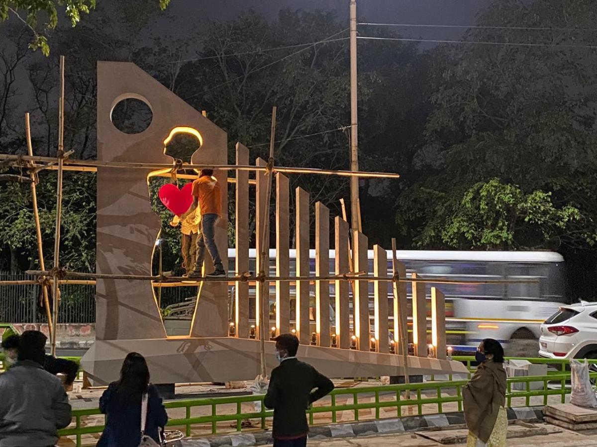ملت ، راجستان اولین یادبود اهدا کننده عضو را دریافت کردند