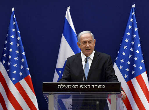 Israel, India partners in quest for future with low carbon, pollution levels: Netanyahu