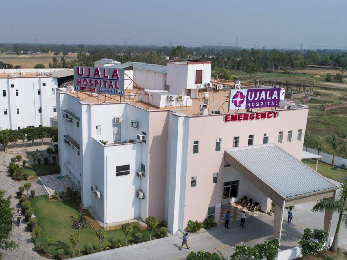 گروه Ujala Cygnus با بیمارستان Kulwanti برای گسترش همکاری می کند