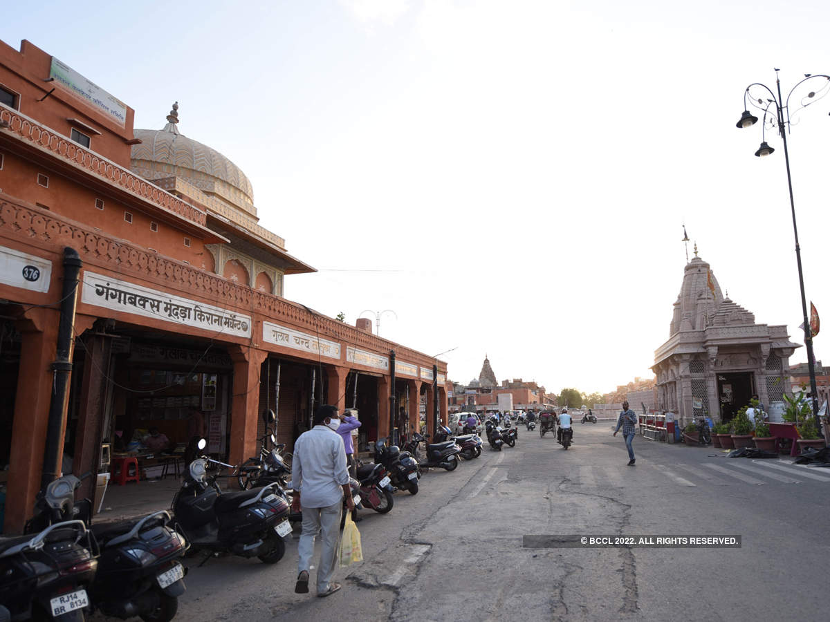 Jaipur: Uniform colour code for Walled City residential & business complexes – ET RealEstate