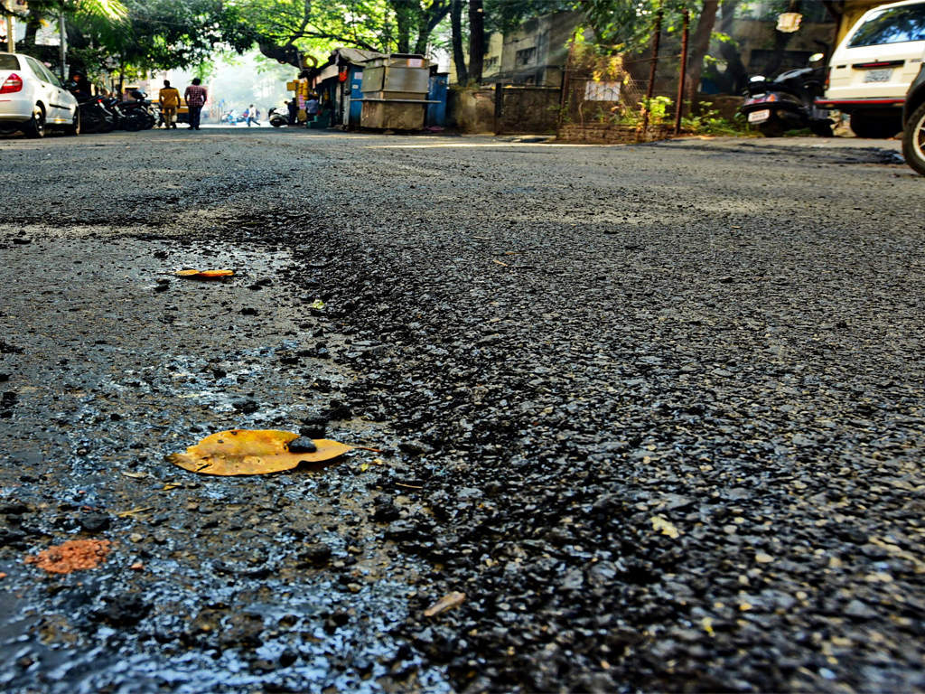 Gurugram: After long wait, Ardee City residents pool money to build roads – ET RealEstate