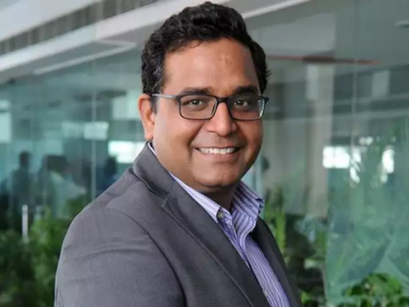 Vijay Shekhar Sharma (File photo)