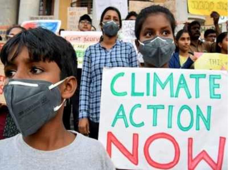 هند در فهرست 10 عملکرد برتر در شاخص تغییرات آب و هوایی