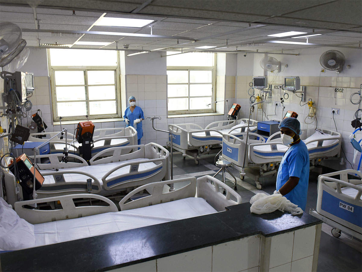 دهلی: HC به دولت می گوید: رزرو 80٪ تخت های ICU در بیمارستان های خصوصی را بررسی کنید