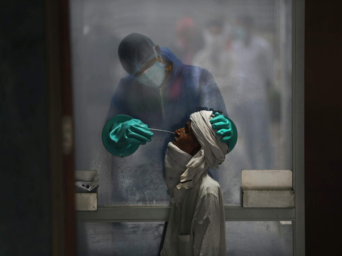 بار Covid-19 هند با 29398 عفونت تازه به 97.96 لک افزایش می یابد