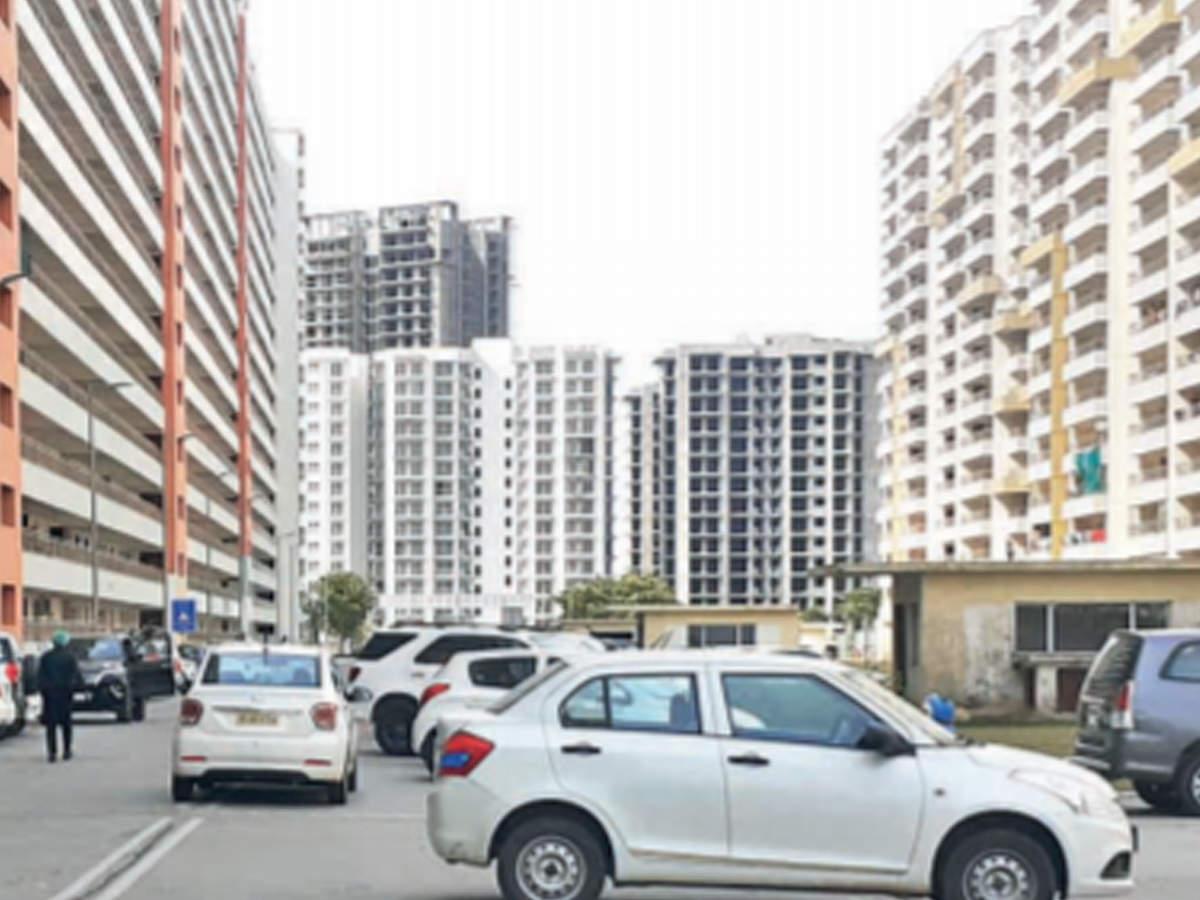 Vigilance department checks Purab Premium Apartments in Mohali – ET RealEstate