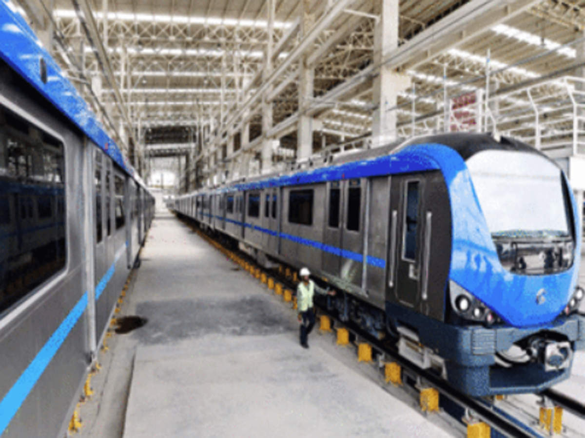 In bid to cut costs, Chennai Metro reduces private land requirement – ET RealEstate