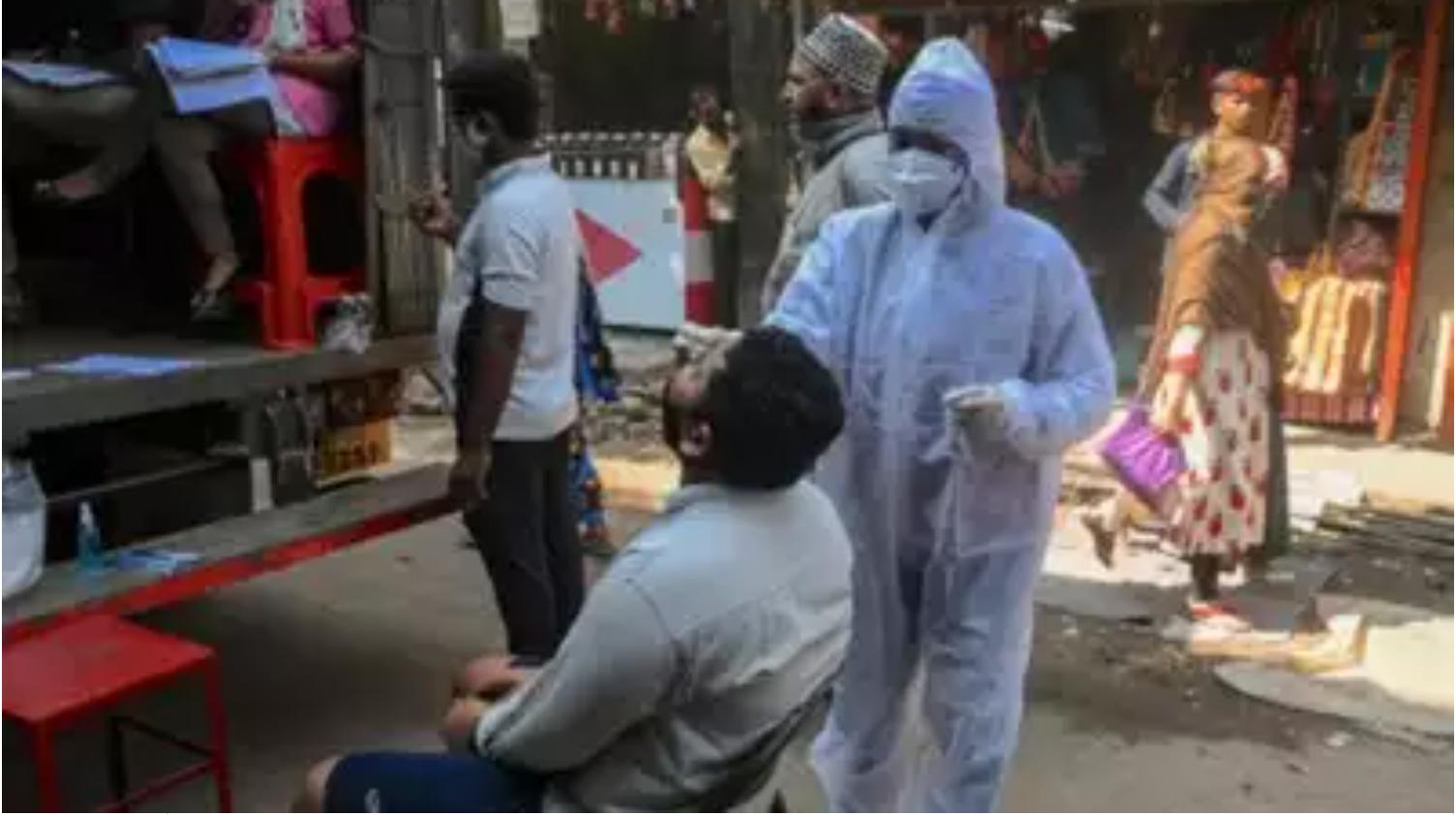 تلفات هفتگی Covid هند در بیش از 5 ماه گذشته