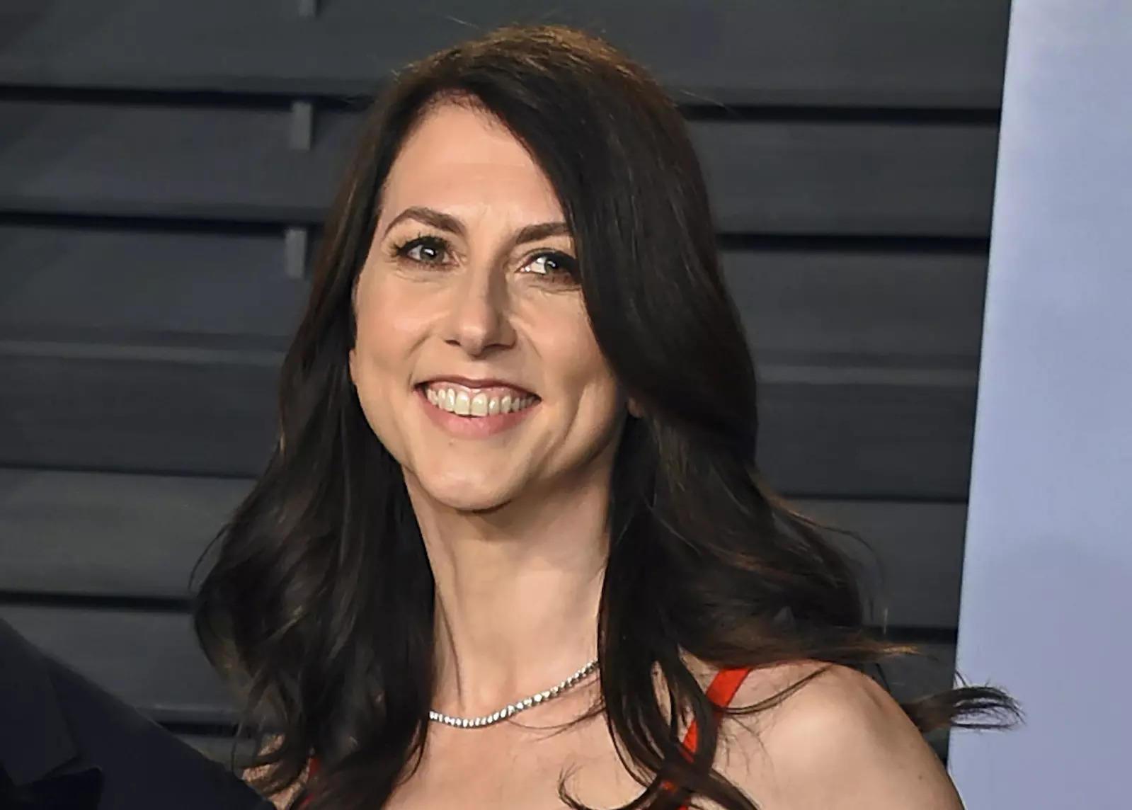 Jeff Bezos's ex-wife Mackenzie Scott donates over $4 billion toward relief funds, food banks