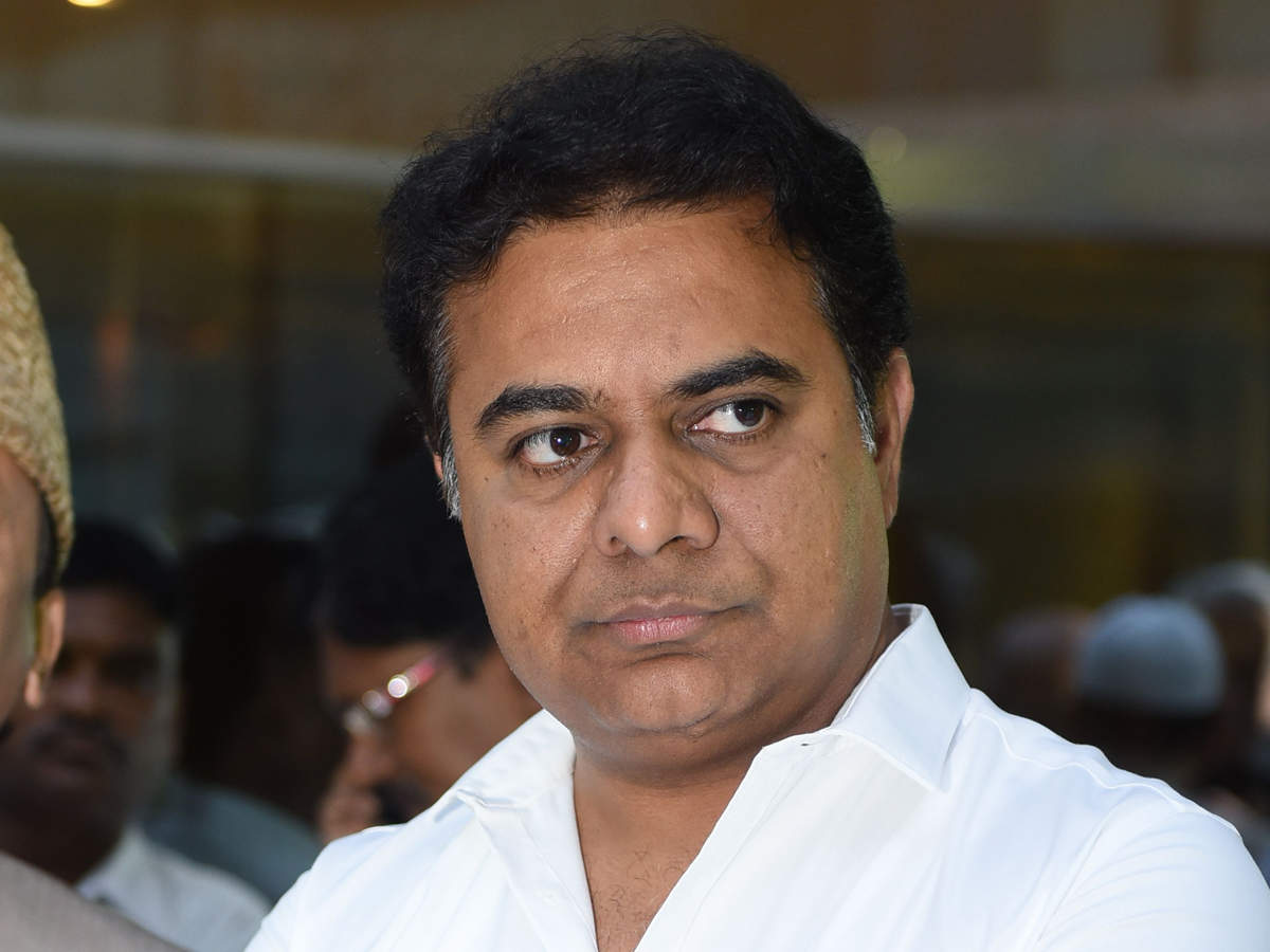 No match to Telangana's housing scheme in entire India: KT Rama Rao – ET RealEstate