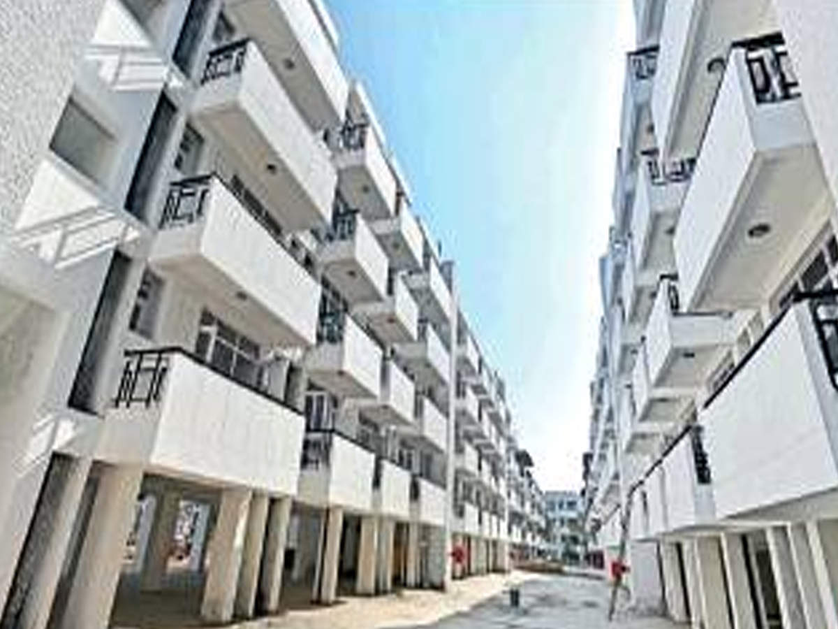 Chandigarh housing board allottees may get one year to regularise flat changes – ET RealEstate
