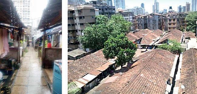 Mumbai: Residents of old Chikhalwadi battle builder over chawl redevelopment – ET RealEstate