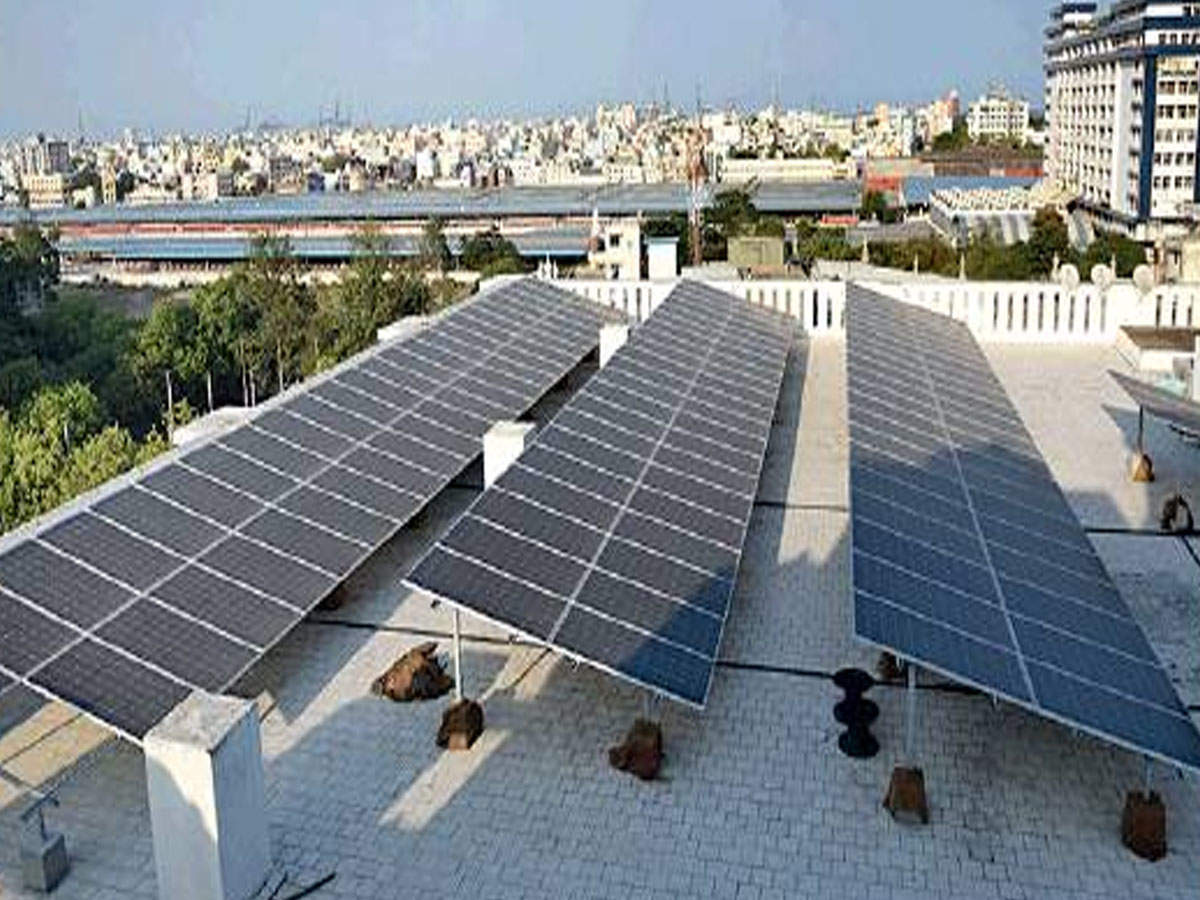 Chandigarh: Over 300 residents give consent for solar rooftop plant scheme – ET RealEstate