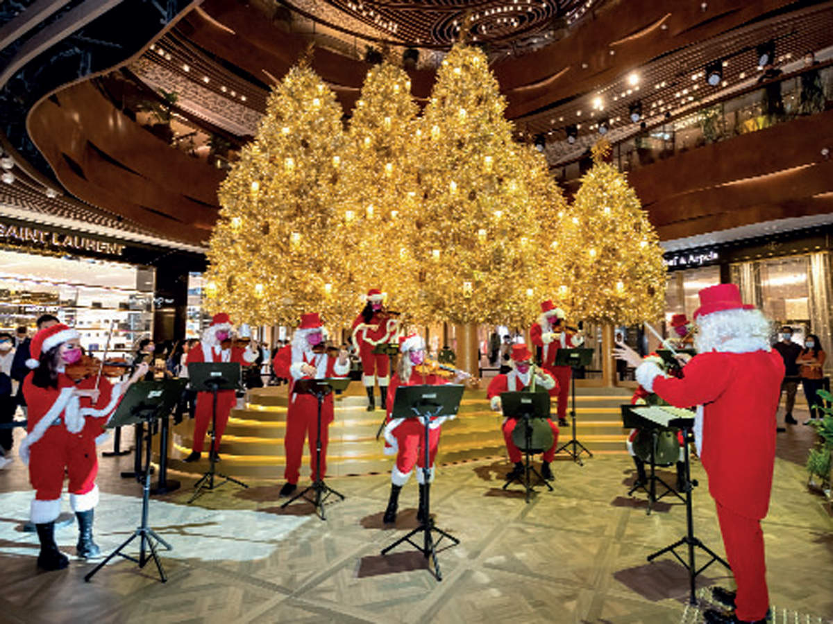 General Dynamics Christmas Bonus 2021 Christmas 2020 How Organisations Across Spectrum Are Not Letting Covid Play A Spoilsport Hr News Ethrworld