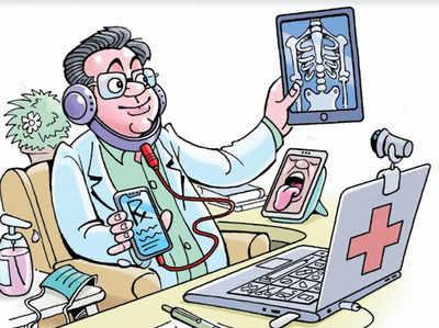 رشد در پزشکی از راه دور باعث کاهش وابستگی به کاکاها می شود