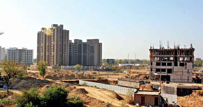 Price surge in raw materials raises construction cost in Ahmedabad