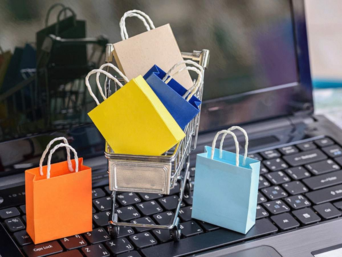 When online shopping became a vital service