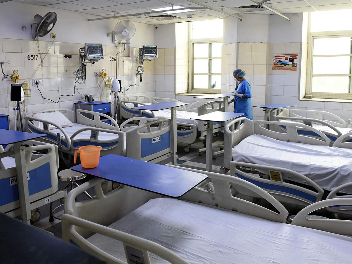 تصمیم گرفت رزرو تخت CUid ICU در 33 بیمارستان خصوصی را به 60 درصد کاهش دهد: دولت AAP به HC
