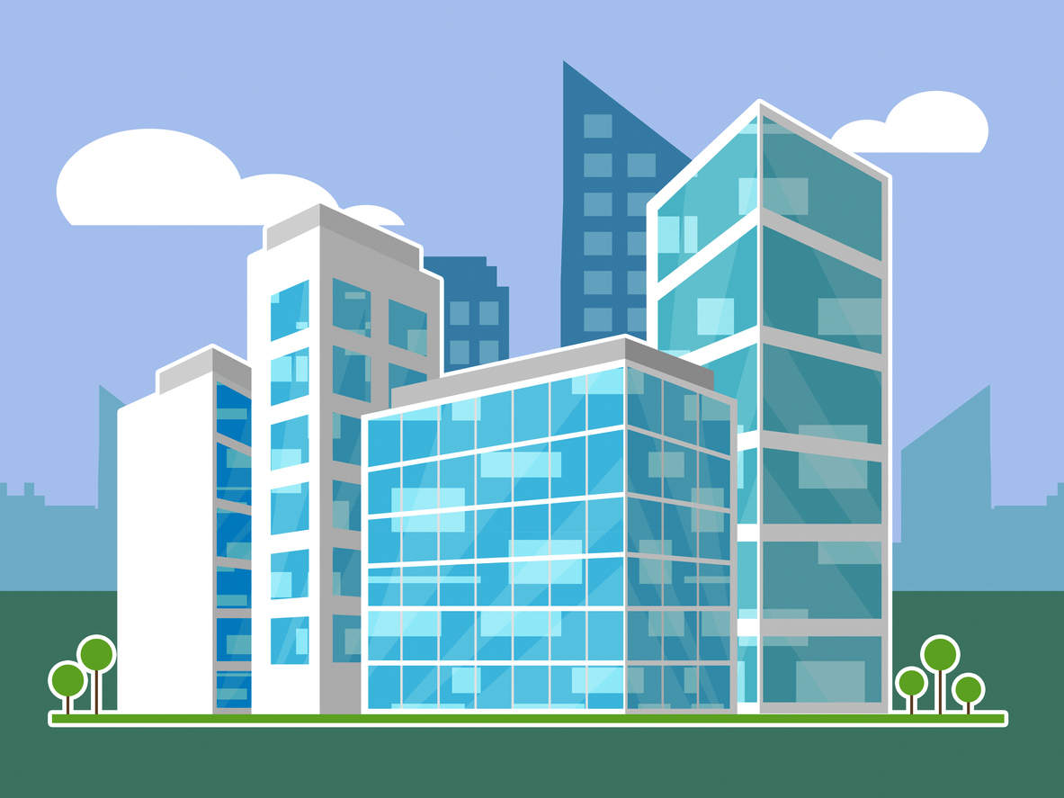 Net absorption of office spaces dips 44% in 2020: JLL India – ET RealEstate