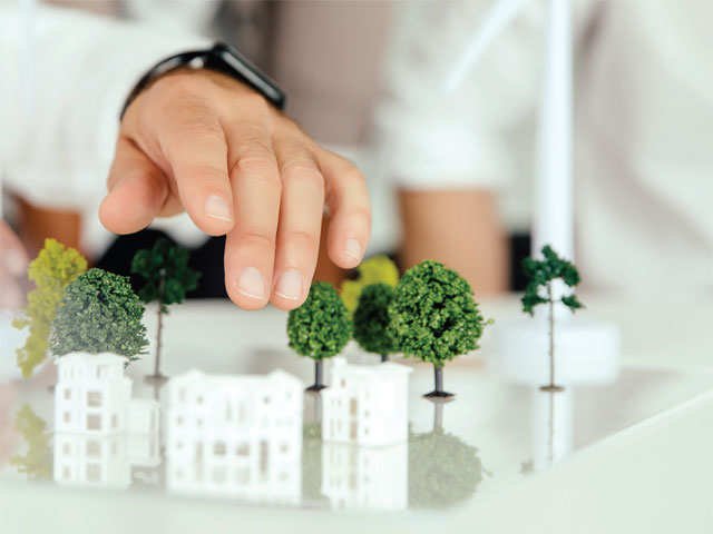 Andhra Pradesh government directs departments to set up basic infra in housing layouts – ET RealEstate