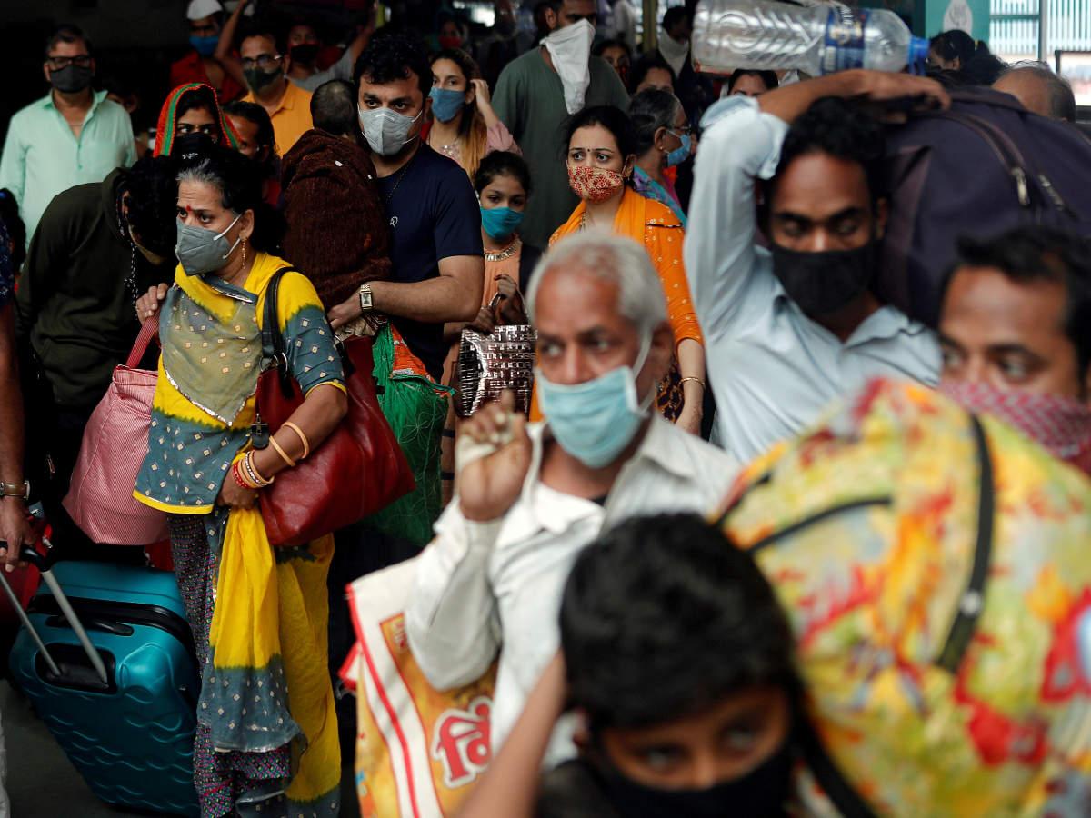 Covid-19: موارد جدید روزانه در هند زیر 30000 نفر باقی مانده است