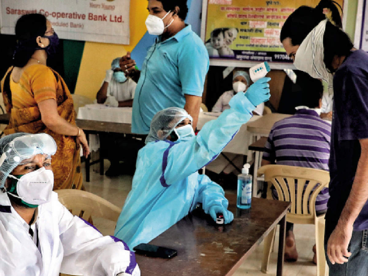Pune: For 4 months, Covid fatality rate in rural areas stays at 2.6%