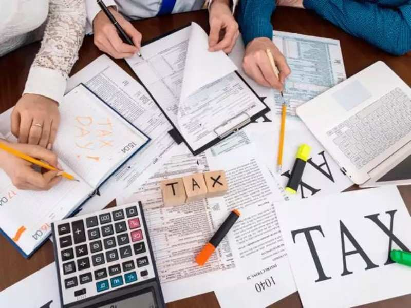 Direct Tax: India's tax pie gets altered because of pandemic; share of  direct taxes drops, Auto News, ET Auto