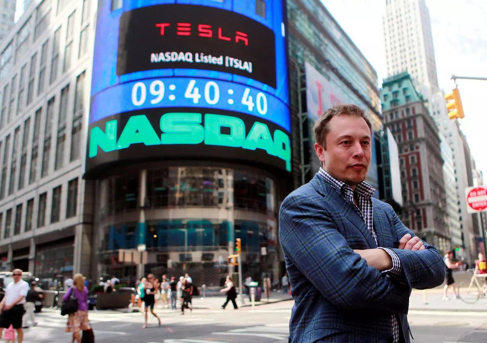Elon Musk surpasses Jeff Bezos to become world's richest person