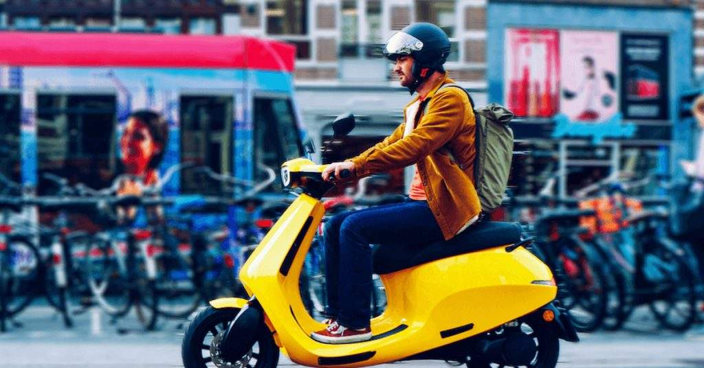 The demand and volume growth of electric two-wheelers have been very dull.