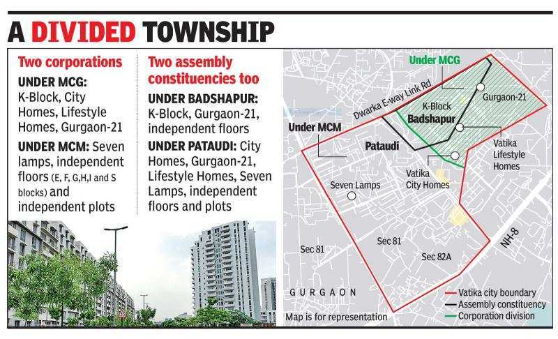 Gurugram: Vatika India Next residents continues to live with blurred lines of accountability