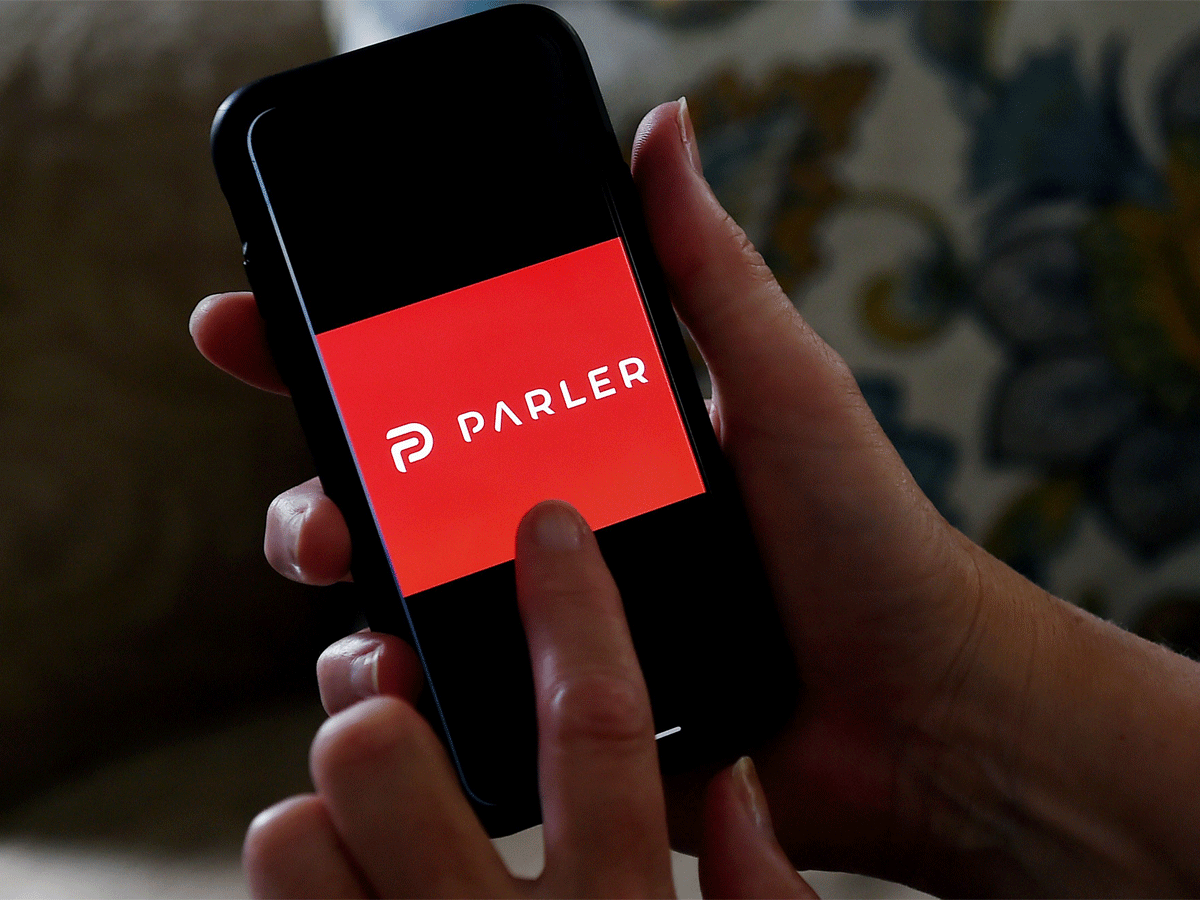 Parler sues Amazon over removal from AWS, alleges political animus