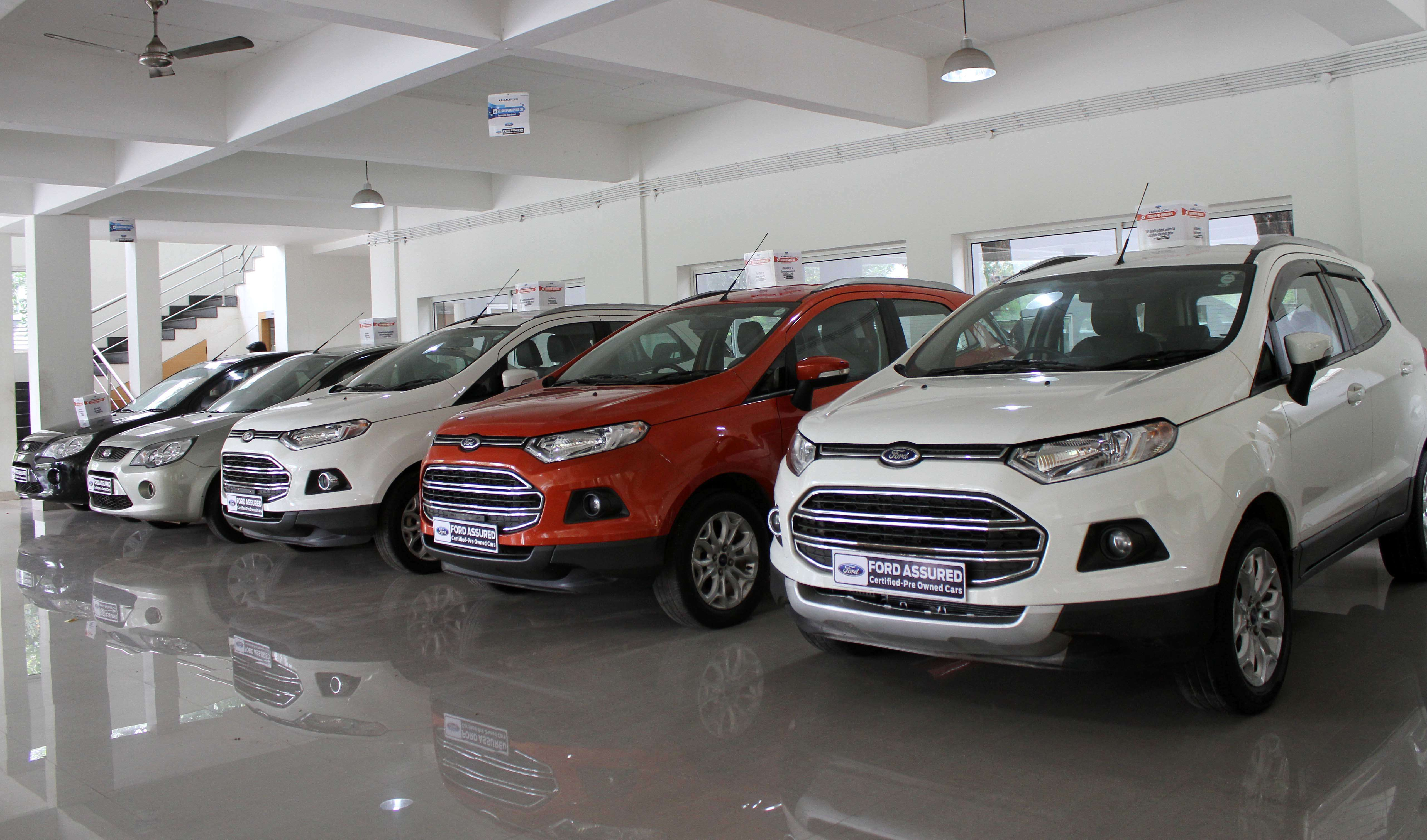 Ford India shuts plant on chip shortage
