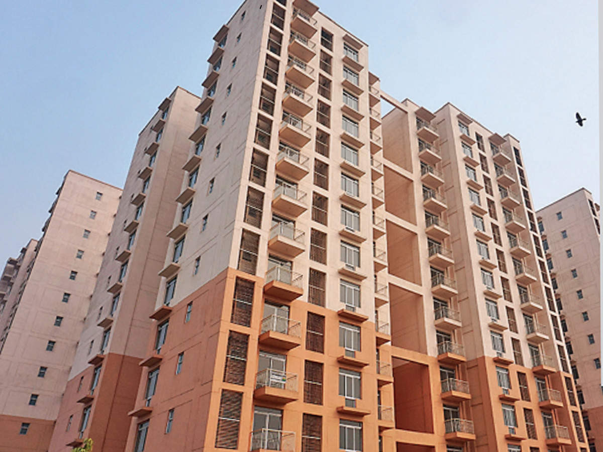 Over 46,000 buyers register for Delhi Development Authority housing scheme – ET RealEstate
