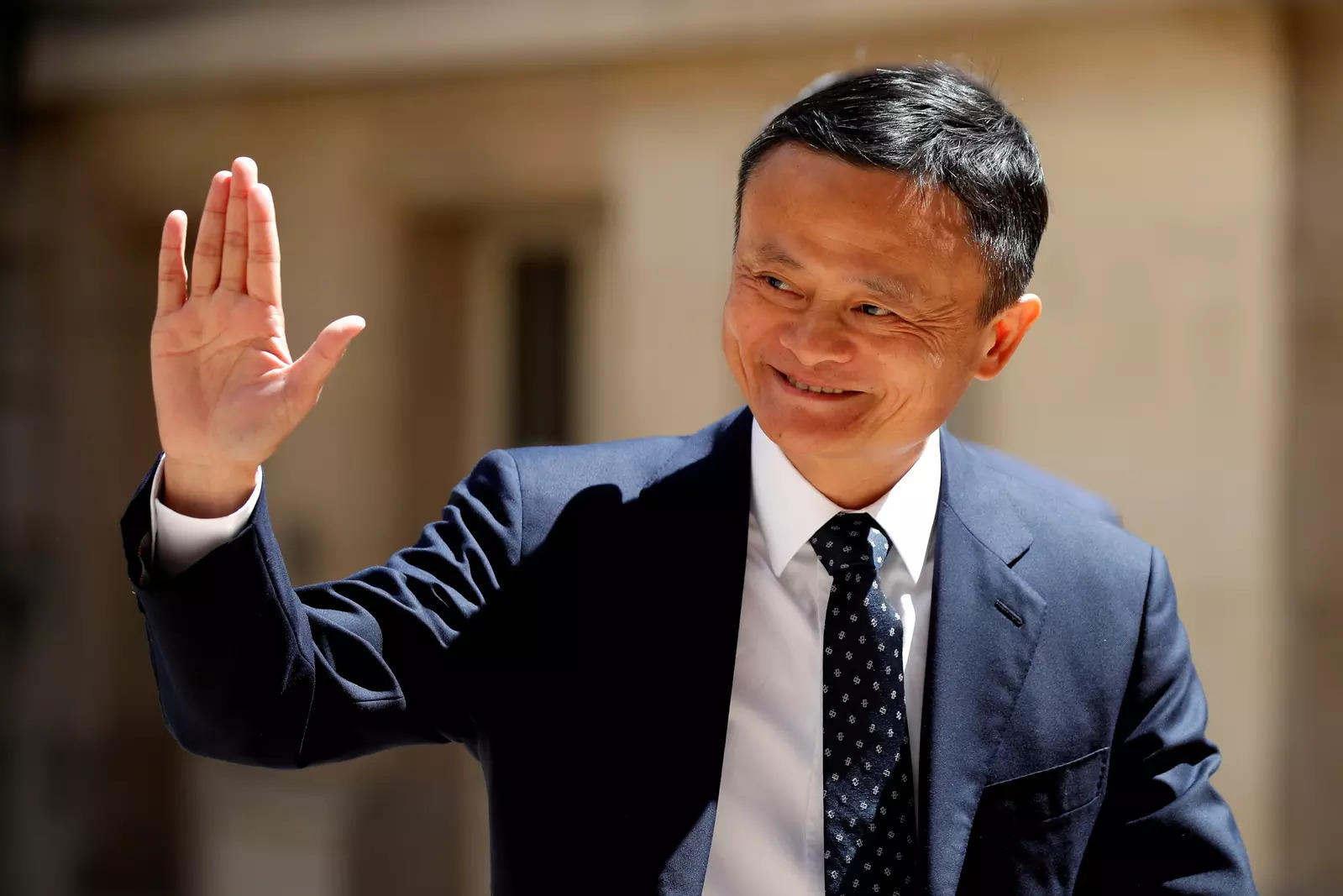 Alibaba's Jack Ma makes first public appearance since October last year