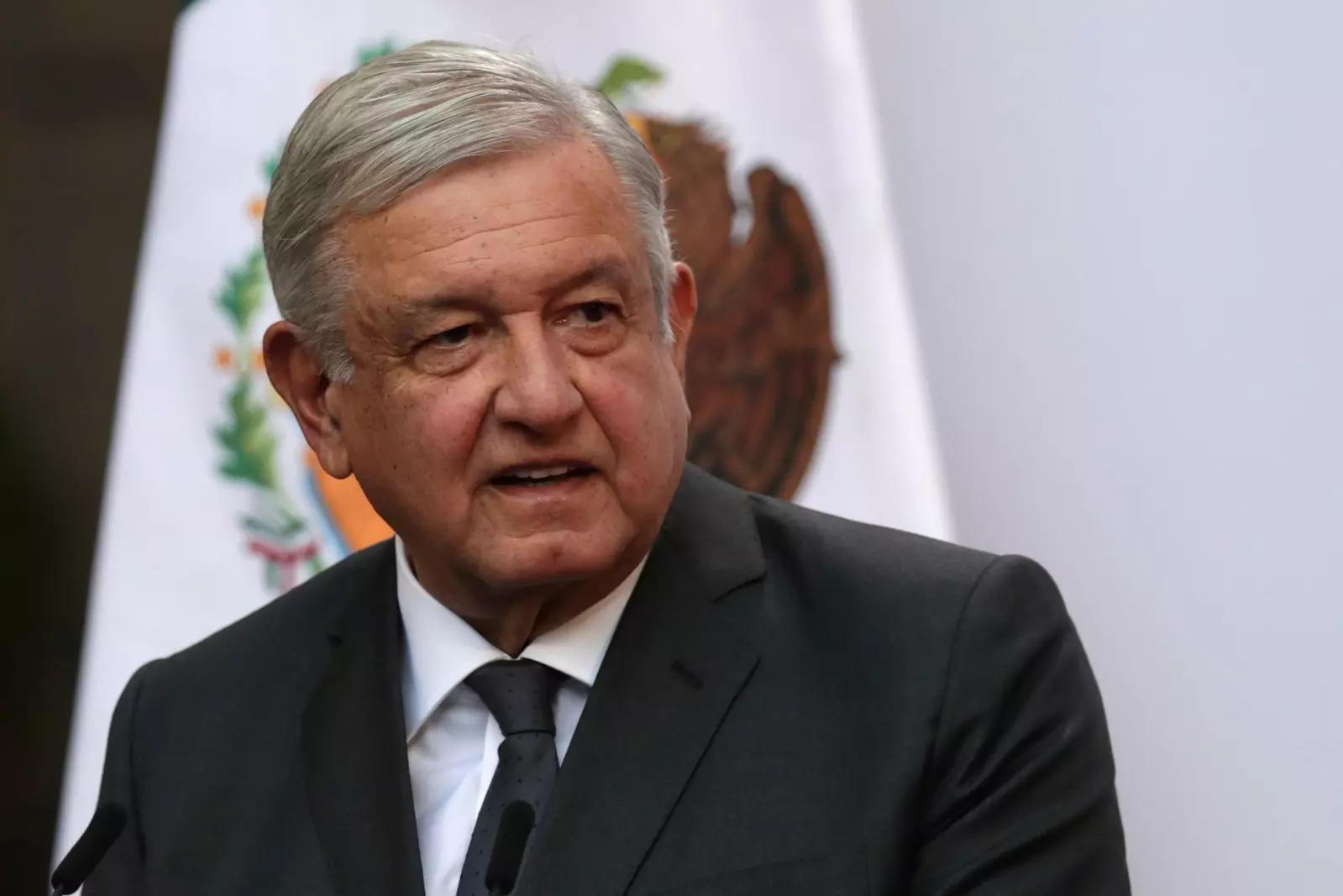 Mexican President Lopez Obrador tests positive for coronavirus