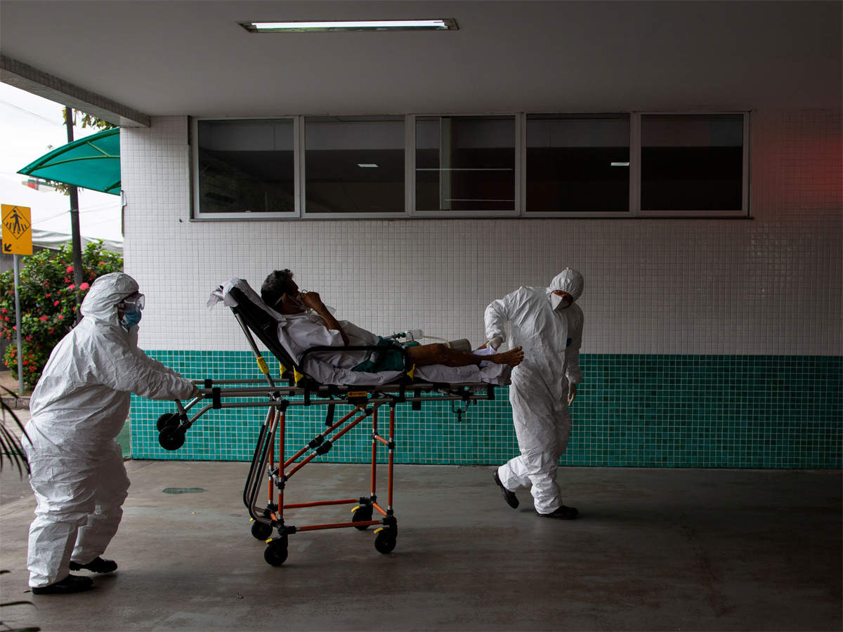 Raging virus, few shots. How Brazil missed its chance to secure Covid-19 vaccines