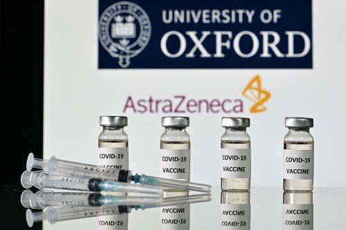 German draft doesn't recommend AstraZeneca jab for over-65s