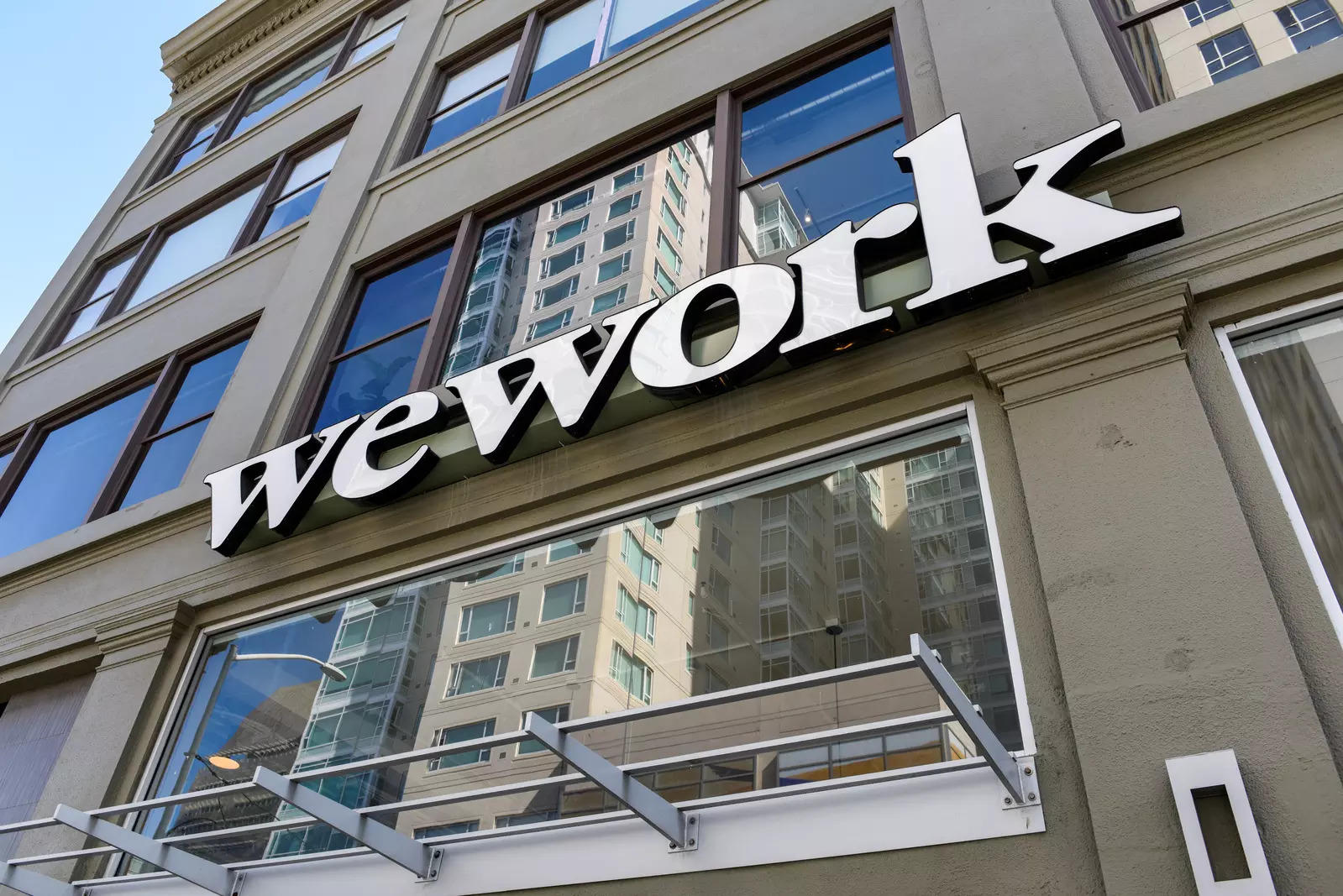 WeWork in talks to go public through SPAC deal – ET RealEstate