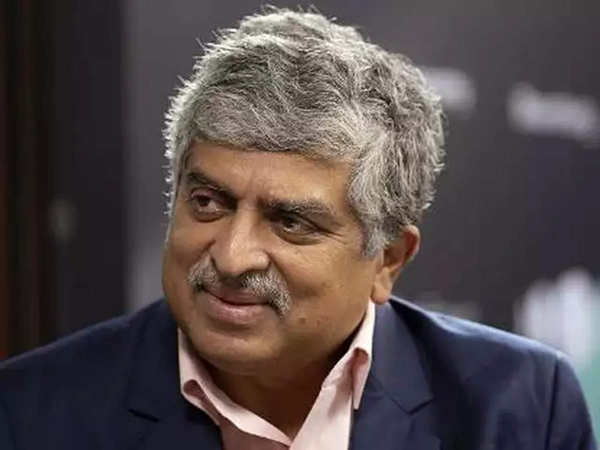 Healthcare to benefit from digital transformation: Nilekani