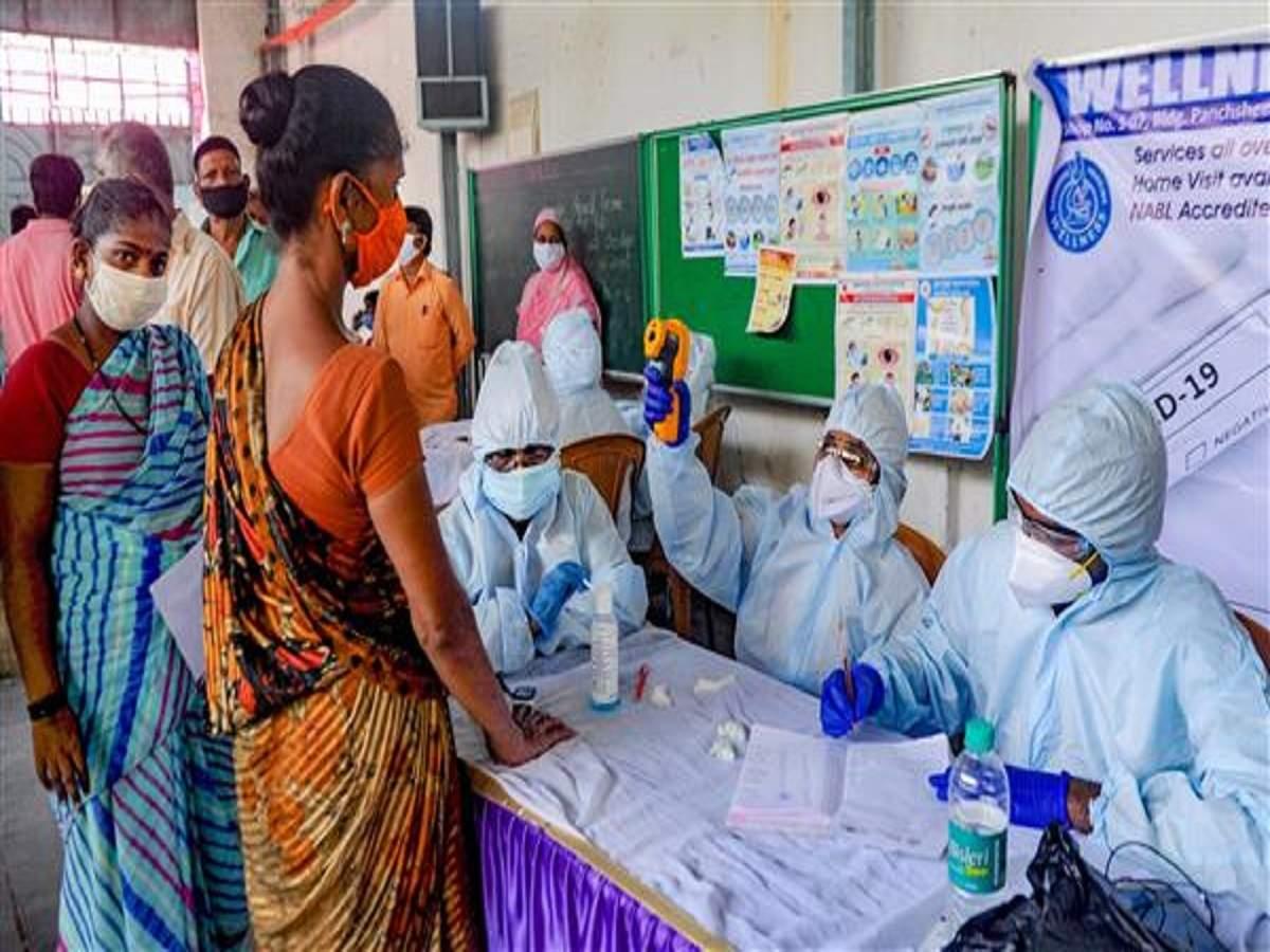 Covid-19: 2/3rd of India's active cases in Kerala, Maharashtra