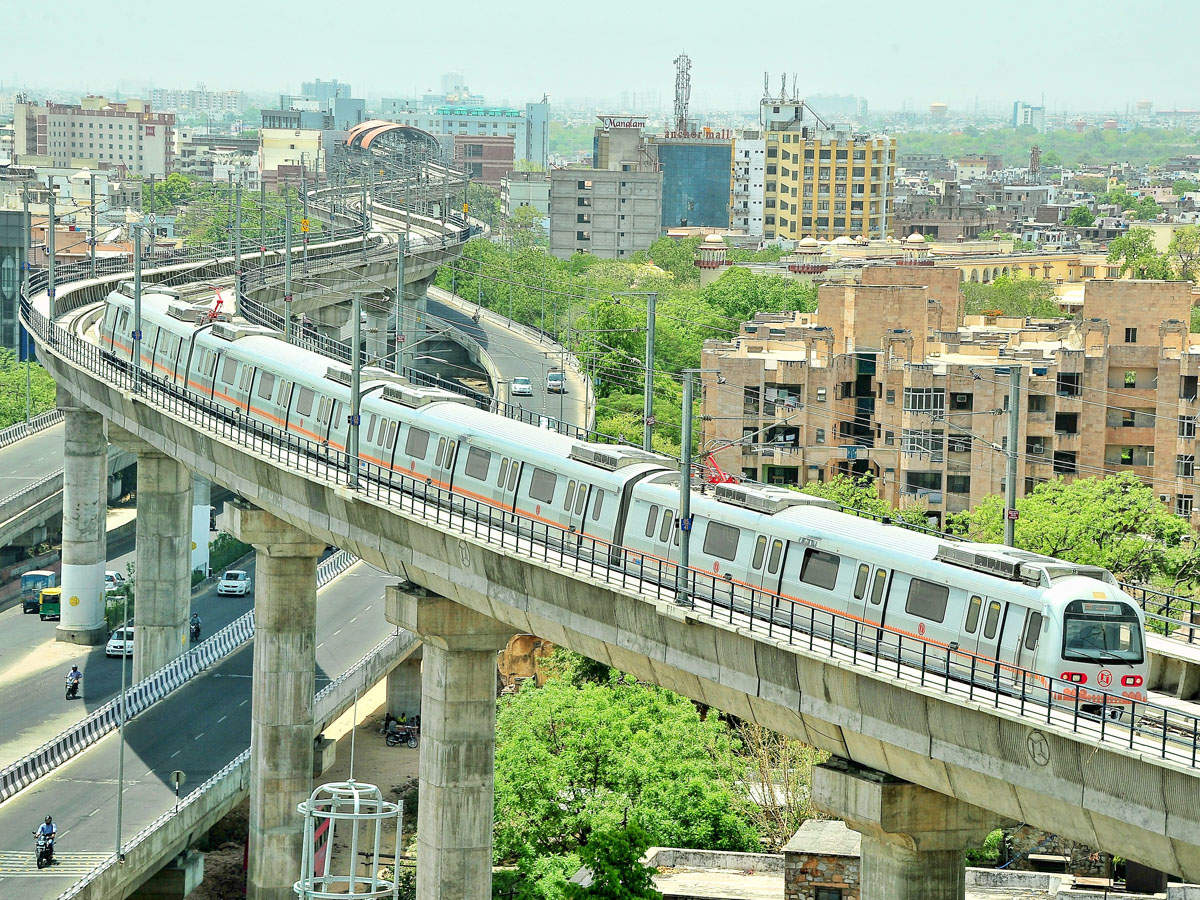 Jaipur Metro failed to reap centre's benefits till date – ET RealEstate